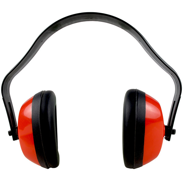Red Ear Defender / Ear Muff