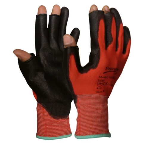 100RB-1 Cut Protection Three Digit Gloves