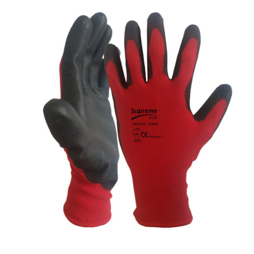 PU Coated Gloves 100RB