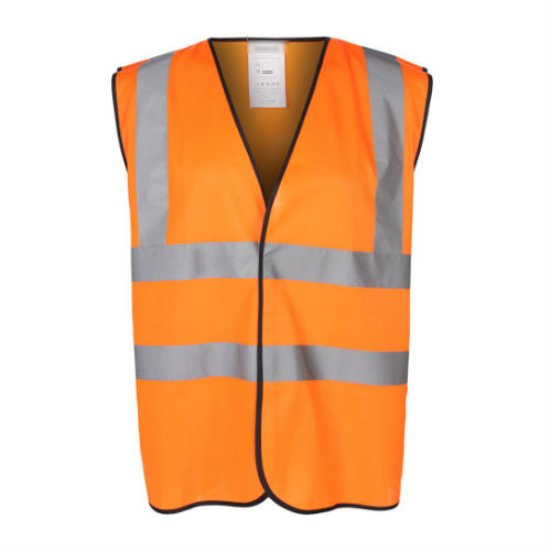 80GSM Orange Hi Vis Vest