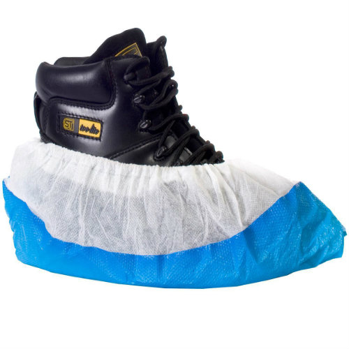 PE Disposable Non-slip Overshoes