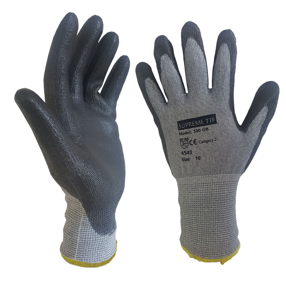 500 GB Cut Level 5 Protection Gloves