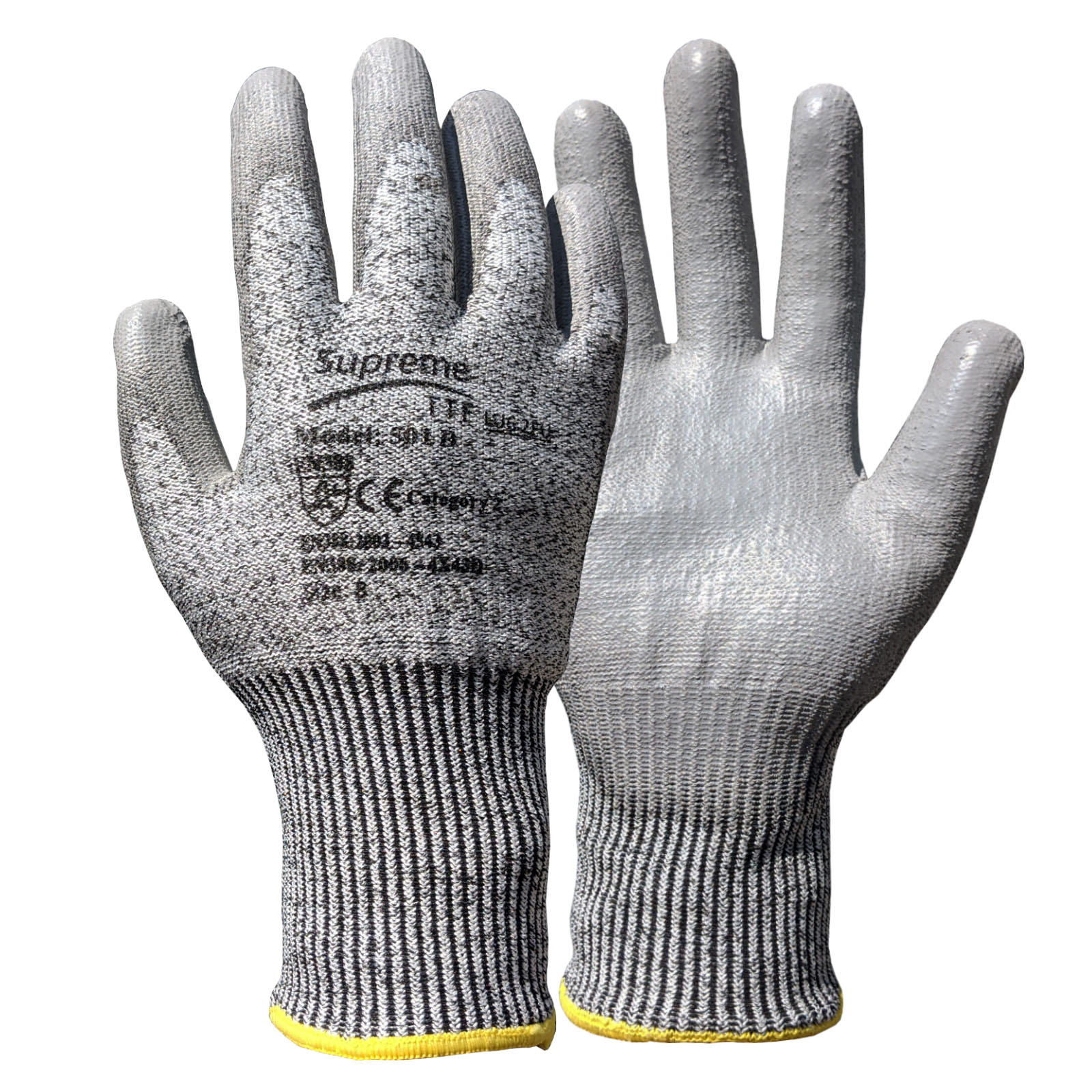 501D Cut Level D Liner Premium Glove