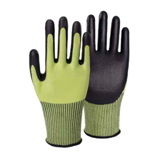 13G Cut Resistant PU Coated Gloves HP501E