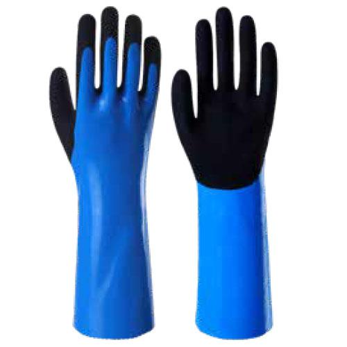 Chemical gloves / Nitrile Sandy CN101