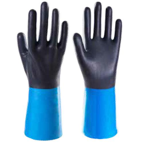 Chemical Gloves / Nitrile Foam CN103