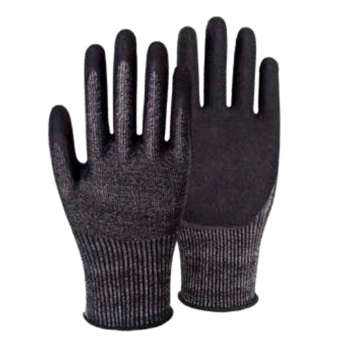 13G Cut Resistant PU Coated Gloves HP501D