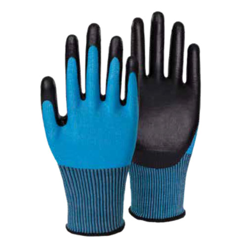 13G Cut Resistant PU Coated Gloves HP501B